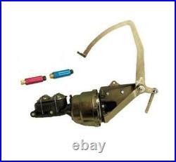 1955-59 Chevy Truck 7 Brake Booster Master Cylinder Pedal Kit Disc Drum Valves