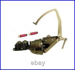 1955-59 Chevy Truck 7 Brake Booster Master Cylinder Pedal Kit Drum Drum Valves
