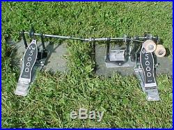 1984 DW 5000 double bass drum pedal almost unused, from a store window display