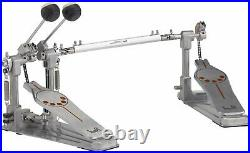 930 Series Double Bass Drum Pedal, left-footed
