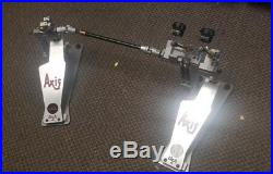 Axis A Longboard Double Pedal for Bass Drum JR