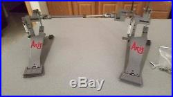 Axis Double Bass Drum Pedal Shortboard Fits Pearl Tama Dw Sonor
