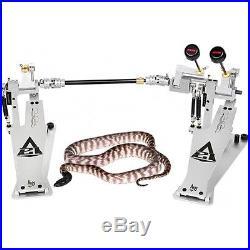 Axis GRATISVERSAND Derek Roddy Doppelfußmaschine Double Bass Drum Pedal + Ekits