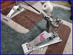 Axis Longboard Double Bass Drum Pedal, Used