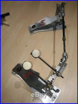 Axis Longboard XL2 Double Bass Drum Pedal with DW bag