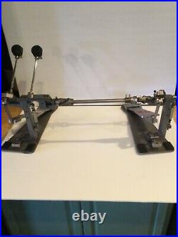 Axis double bass drum pedal