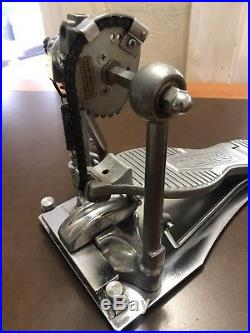 Camco By Tama Double Bass Drum Kick Pedal Clean