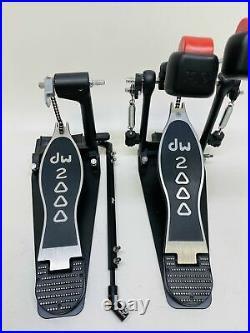 DW2000 Double Bass Drum Kick Pedal DW