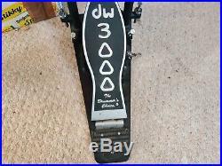 DW3000 Series Double Bass Kick Drum Pedal Hardware