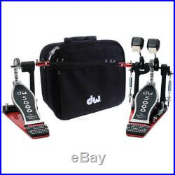 DWCP 5002AD4 Accelerator double bass drum pedal with case