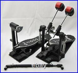 DW 2000 Series Double Bass Drum Pedal DWCP2002 FREEPOST