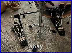 DW 3000 Series Double Bass Drum Pedal DWCP3002