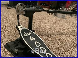 DW 4000 Double Kick Drum Pedal