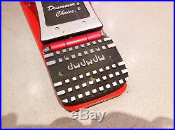 DW 5000 Bass drum Pedal. WithDouble Width Chain