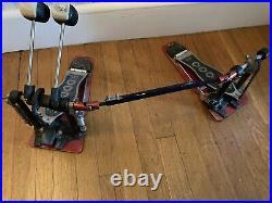 DW 5000 Double Bass Drum Kick pedal Older model