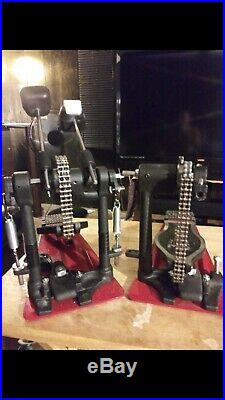 DW 5000 Double Bass Drum Pedal