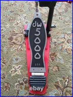 DW 5000 Double Bass Drum Pedal Accelerator