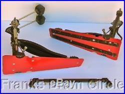 DW 5000 Double Bass Drum Pedal (dw5000/dual/kick/twin)