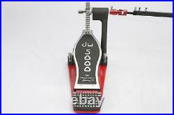 DW 5000 Series Accelerator Double Bass Drum Pedal with DW Pedal Bag #41096