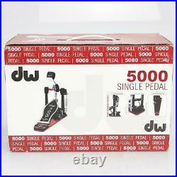 DW 5000 Series Accelerator Dual Chain Bass Drum Pedal #41111