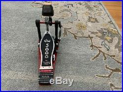 DW 5000 Series Accelerator Single Bass Drum Pedal Dual Chain Drive