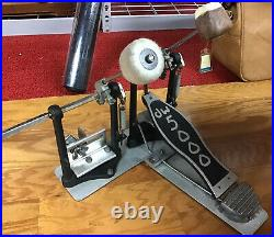 DW 5000 Series Double Bass Drum Pedal