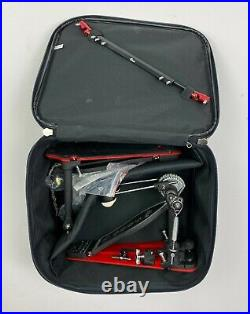 DW 5000 Series Double Bass Kick Drum Pedal Accelerator with Case and Accessories