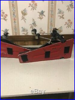 DW 5000 Series Double Bass Pedals Heavy Duty Dual Chain Drive Drum Hardware EUC