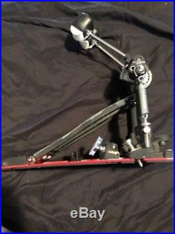 DW 5000 Series Turbo Double Bass Drum Pedal TD4