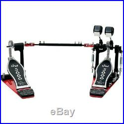 DW 5000 Series Turbo Drive Double Bass Drum Pedal (Like New / Used only 2x)