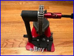 DW 5000 series double chain LEFTY double bass drum pedal
