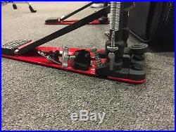 DW 5002 AH4 Series Accelerator Single Chain Double Bass Drum Pedal