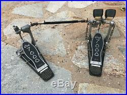 DW 7000 DOUBLE BASS DRUM PEDAL Single Chain version