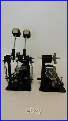 DW 7000 Double Bass Drum Pedal Dual Chain