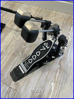 DW 7000 Double Bass Drum Pedal For Drum Kit FREE P&P