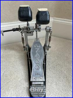 DW 7000 Double Bass Drum Pedal USA