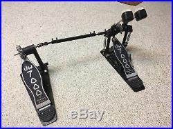 DW 7000 Double Bass Pedal Dual Chain Driven Drum Pedals DW NO RESERVE
