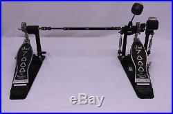 DW 7000 Drum Workshop Double Kick Drum Bass Chain Drive Pedal Twin P