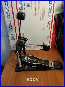 DW 7000 Series DOUBLE Bass Drum Pedal