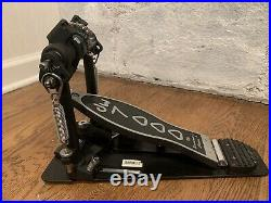 DW 7000 Series Double Bass Drum Pedals Excellent Clean Working Condition