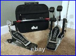 DW 8002 Drums Workshop Double Pedal Out of Production, Used, Good Condition