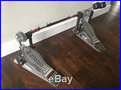 DW 9000 Double Bass Drum Pedal With Matt Greiners Signature