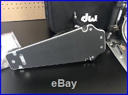 DW 9000 Double Bass Drum Pedals DW Case MINT complete