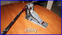 DW 9000 Double Bass Drum Pedals with case
