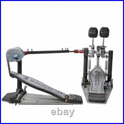 DW 9000 Hardware Series Double Bass Drum Pedal (DWCP9002) Open Box, Unused