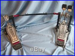 DW 9000 Series, Double Bass Drum Pedal