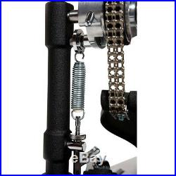 DW 9000 Series Double Bass Drum Pedal 190839550668 Open Box
