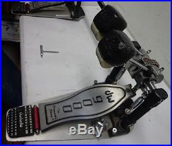 DW 9000 Series Double Bass Drum Pedal DWCP9002 FREE SHIPPING LOWER 48 STATES