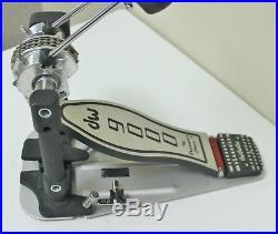 DW 9000 Series Double Bass Drum Pedal Excellent Condition