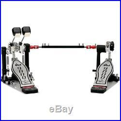 DW 9000 Series Double Bass Drum Pedal (Lefty Version)